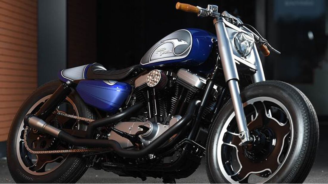 Harley-Davidson - Battle of the Kings 2020: French and Cheap.