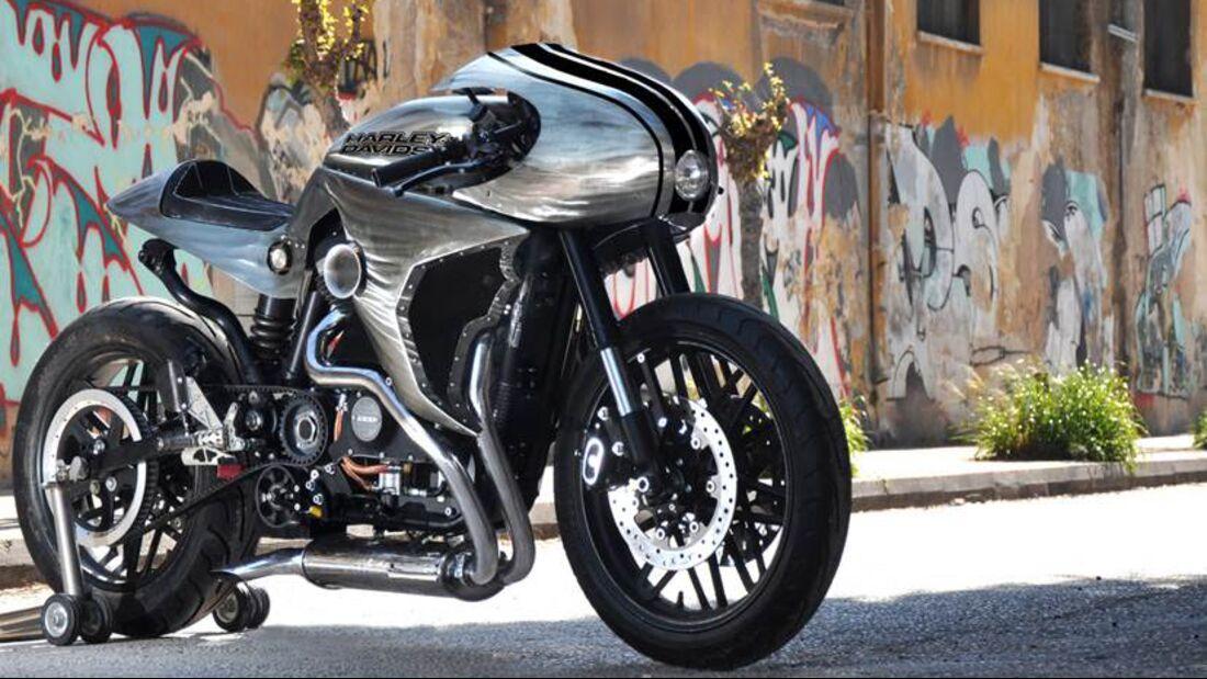 Harley-Davidson - Battle of the Kings 2020: Gryps.