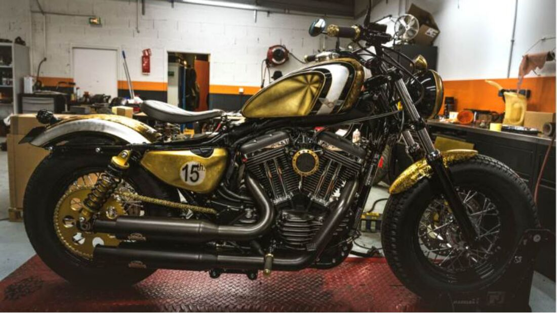 Harley-Davidson - Battle of the Kings 2020: La Chieuse.