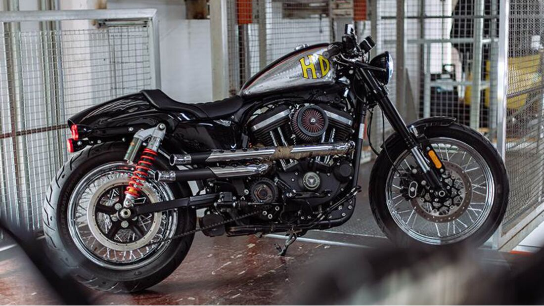 Harley-Davidson - Battle of the Kings 2020: RoadXster.
