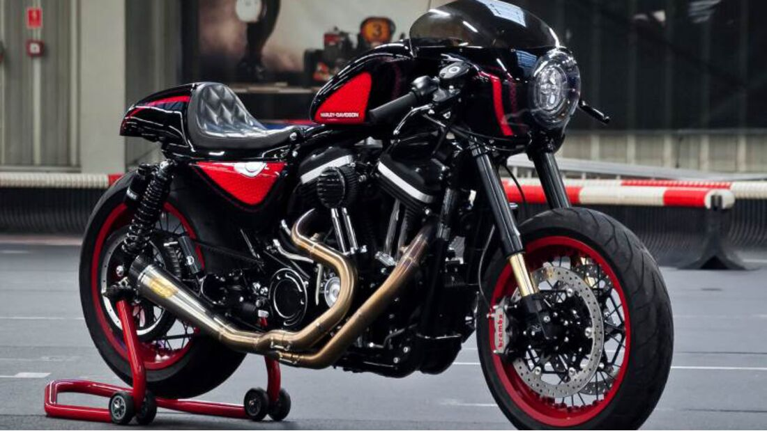 Harley-Davidson - Battle of the Kings 2020: The Iron RR.