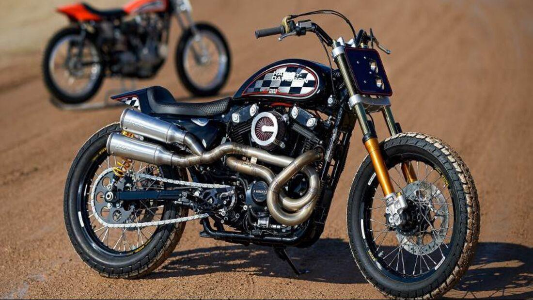 Harley-Davidson - Battle of the Kings 2020: XL 1200 FT.