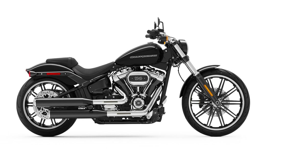 Harley-Davidson Breakout 114 MY 2020