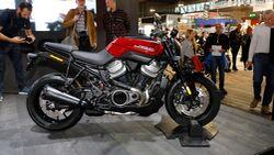 Harley-Davidson Bronx Streetfighter Eicma 2019
