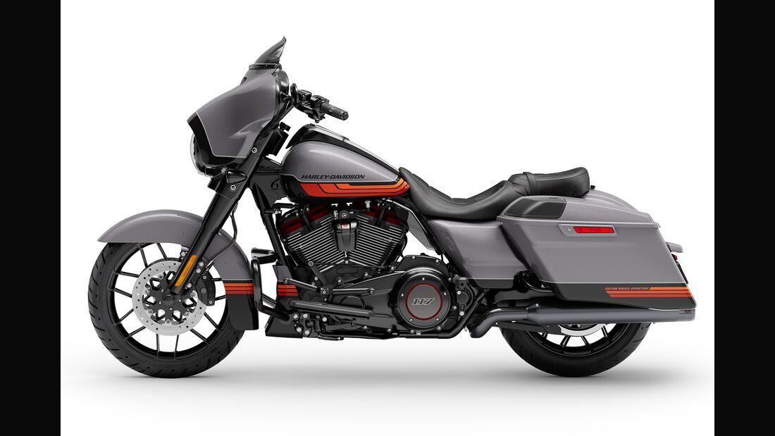 Harley-Davidson CVO Street Glide (2020)