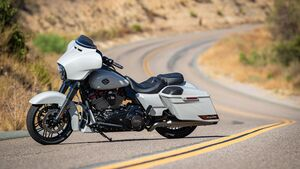 Harley-Davidson CVO Street Glide 2020