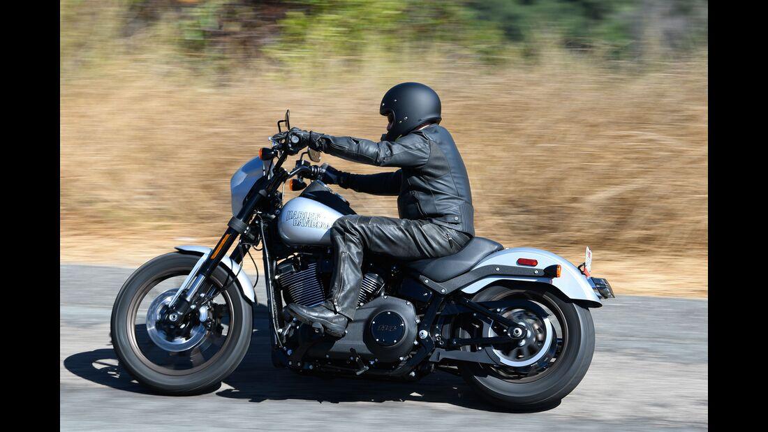 Harley-Davidson FXLRS Low Rider S im Fahrbericht