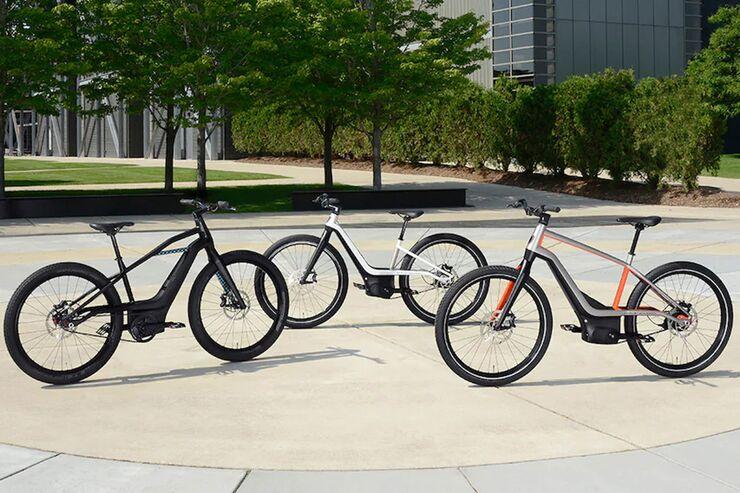 Elektrofahrräder von Harley-Davidson: Nach Elektromotorrad kommt E-Bike