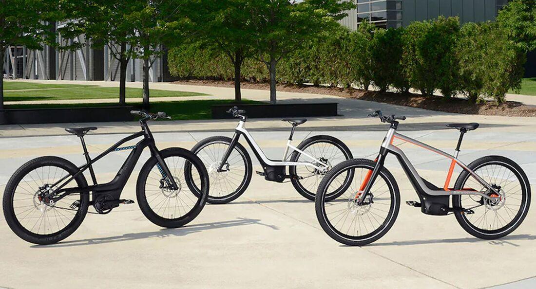 Harley-Davidson Fahrrad Elektrofahrrad E-Bike Elektrobike