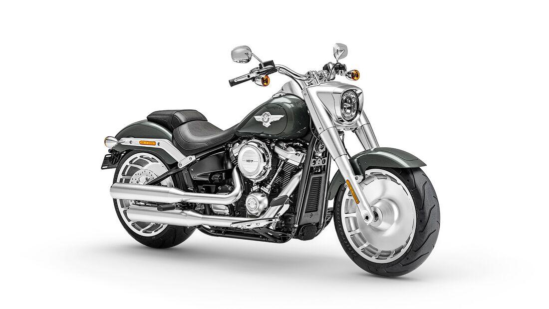Harley-Davidson Fat Boy 107