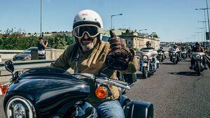 Harley-Davidson Festival Feier