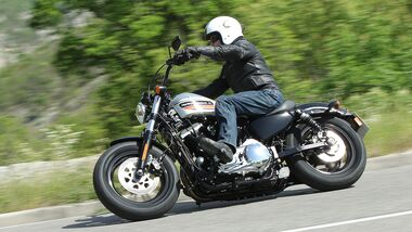 Harley-Davidson Forty-Eight