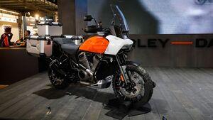 Harley-Davidson Pan America  Eicma 2019