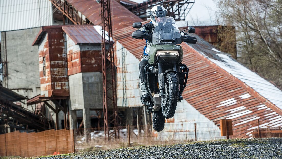 Harley-Davidson Pan America Fahrbericht