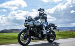Harley-Davidson Pan America Fahrbericht JM