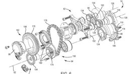 Harley-Davidson Patent variable Ventilsteuerung