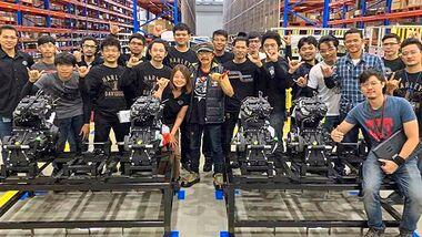 Harley-Davidson Produktion Thailand