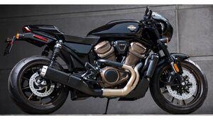 Harley-Davidson Prototyp Cafe Racer Patent
