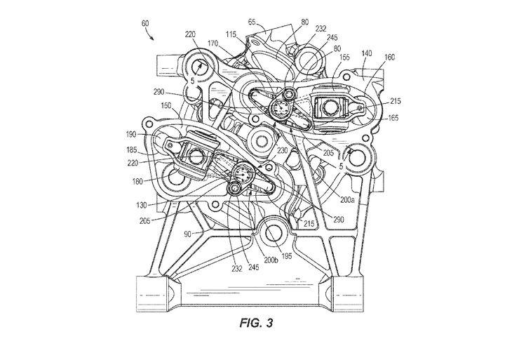 Harley-Davidson Pushrod Patent: Mehr Drehzahl für den nächsten V2