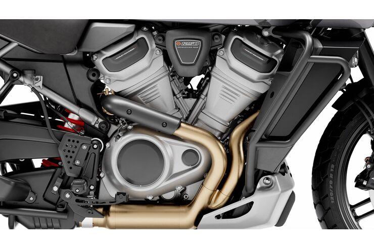 Harley-Davidson Revolution Max-Motor: 60-Grad-V2 der Pan America im Detail