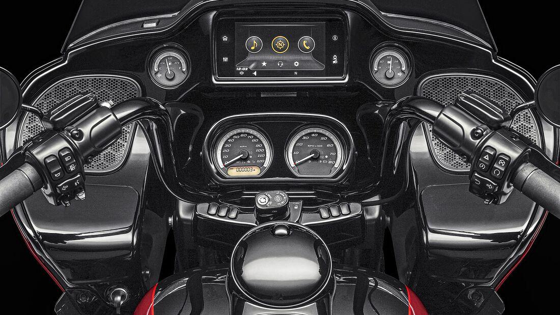 Harley-Davidson Road Glide Limited Cockpit