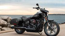 Harley-Davidson Sport Glide.