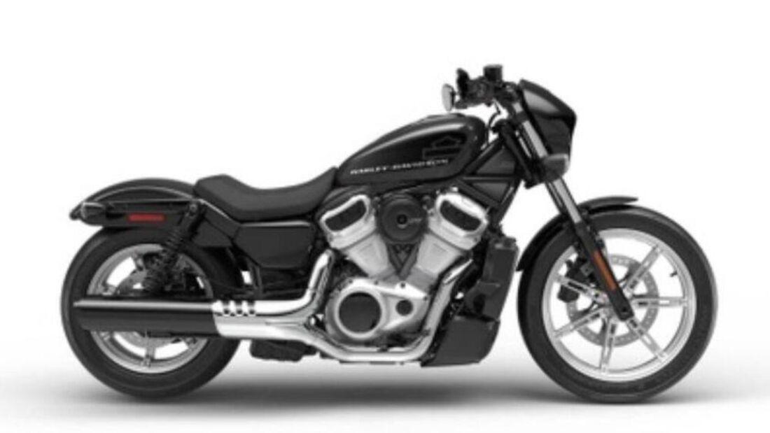 Harley-Davidson Sportster Nightster