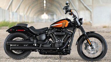 Harley-Davidson Street Bob 114 (2021)