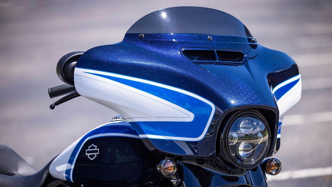 Harley-Davidson Street Glide Special Arctic-Blast-Limited-Edition