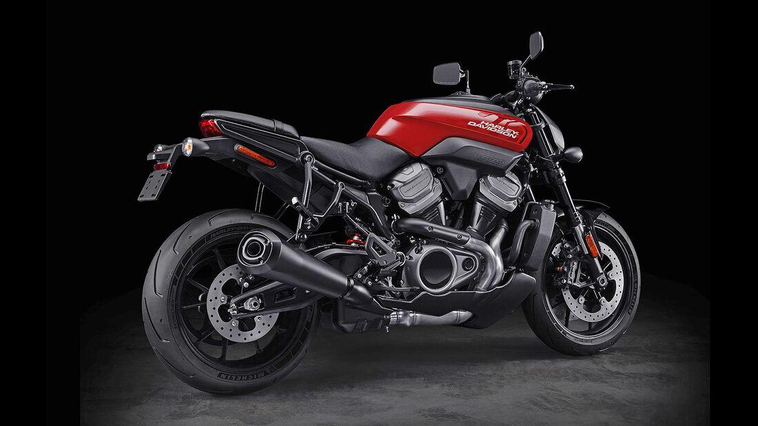 2020 H-D Bronx | Harley-Davidson | Bündnerbike