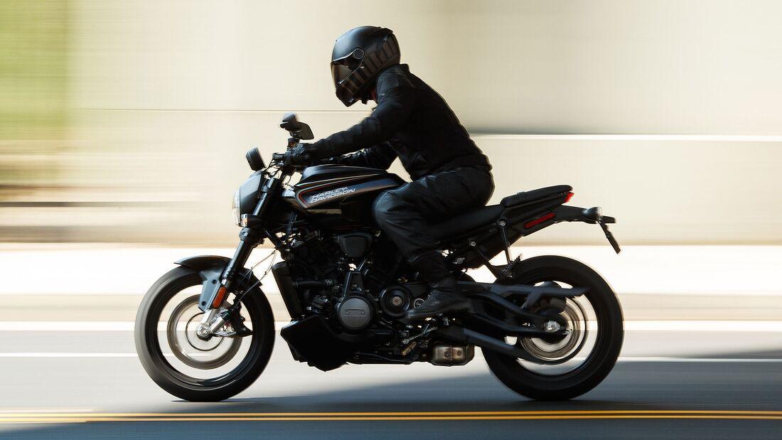 Harley-Davidson Bronx: Das ist der Streetfighter von