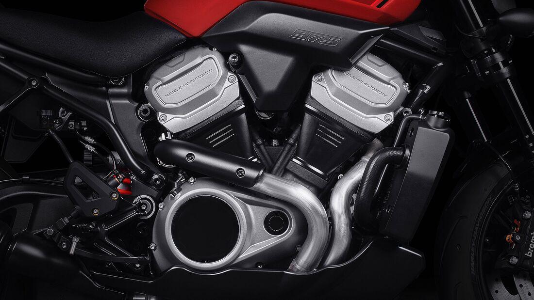 Revolution Max Motor von Harley-Davidson | Tourenfahrer