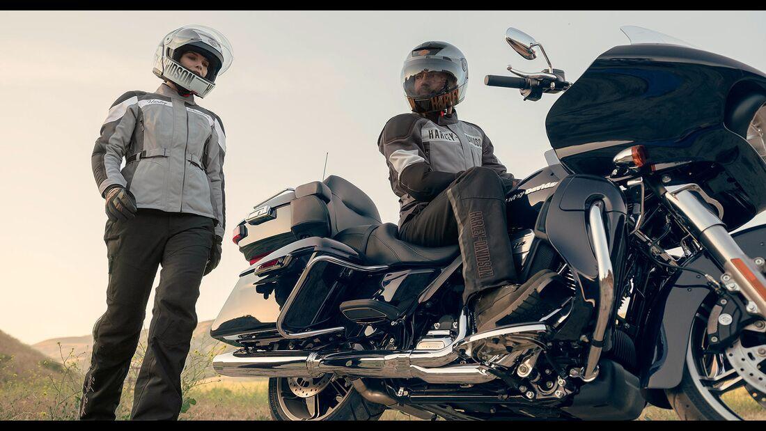 Harley-Davidson Vanocker Jacke