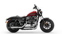 Harley-Davidson XL 1200 X Sportster Forty-Eight Special Modelljahr 2019.jpg