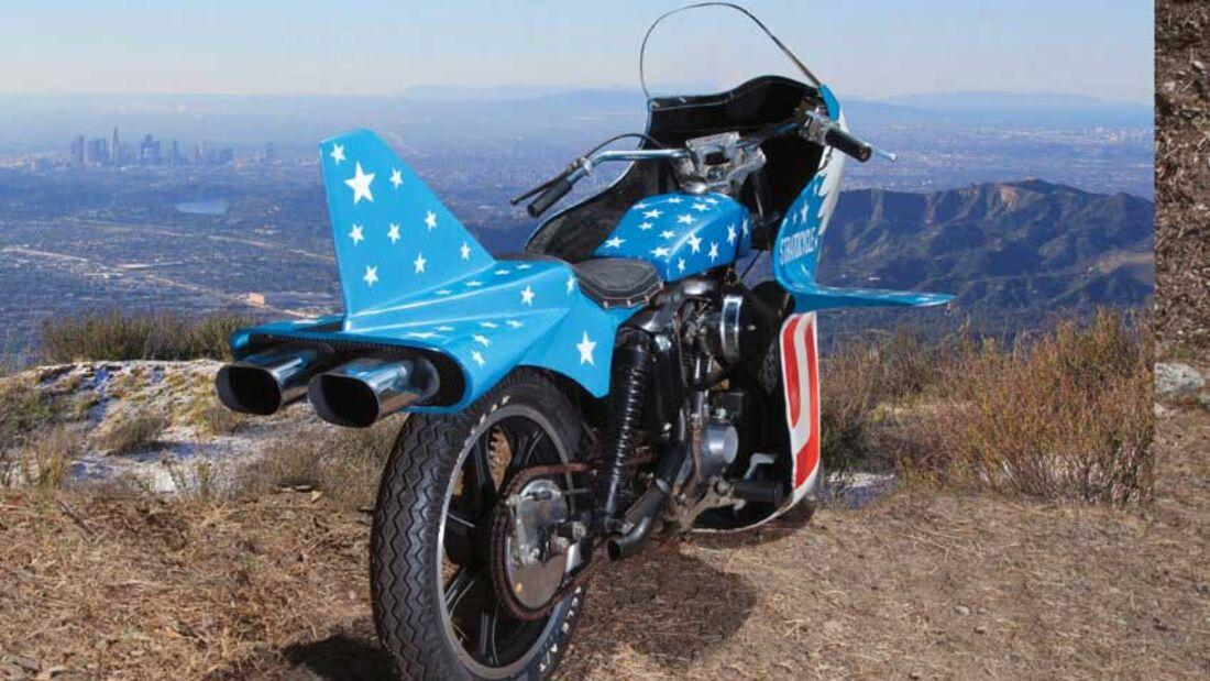 Harley-Davidson XLCH 1000 Stratocycle Evel Knievel