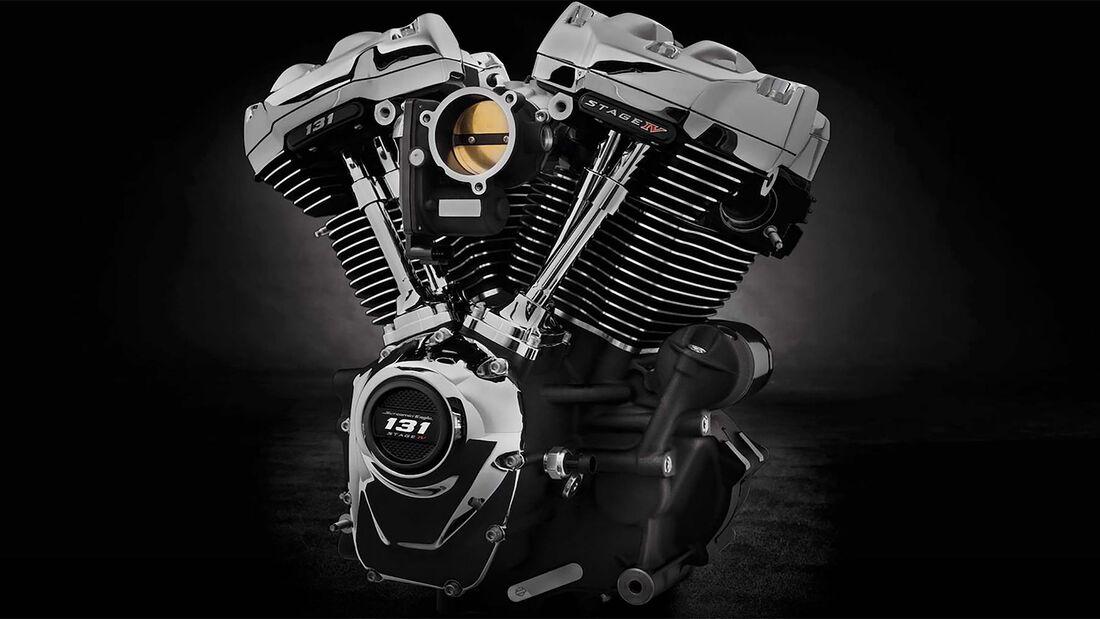 Harley-Davidson v2 screaming eagle 131cubic inch