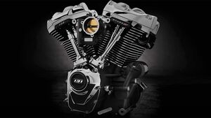 Harley-Davidson v2 screaming eagle 131cubic inch