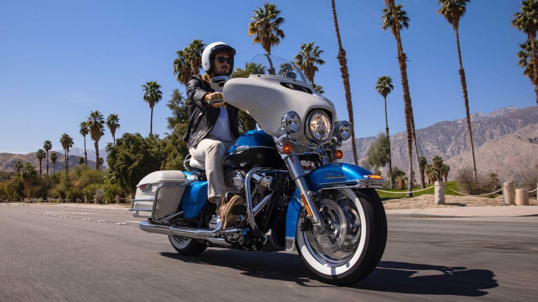 Harley Electra Gilde Revival