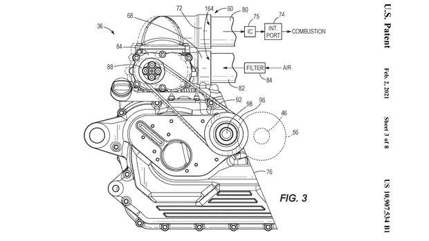 Harley Kompressor Patent