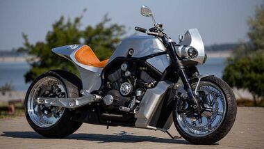 Harley V-Rod Custom Culture