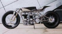 Hazan Velocette Custombike