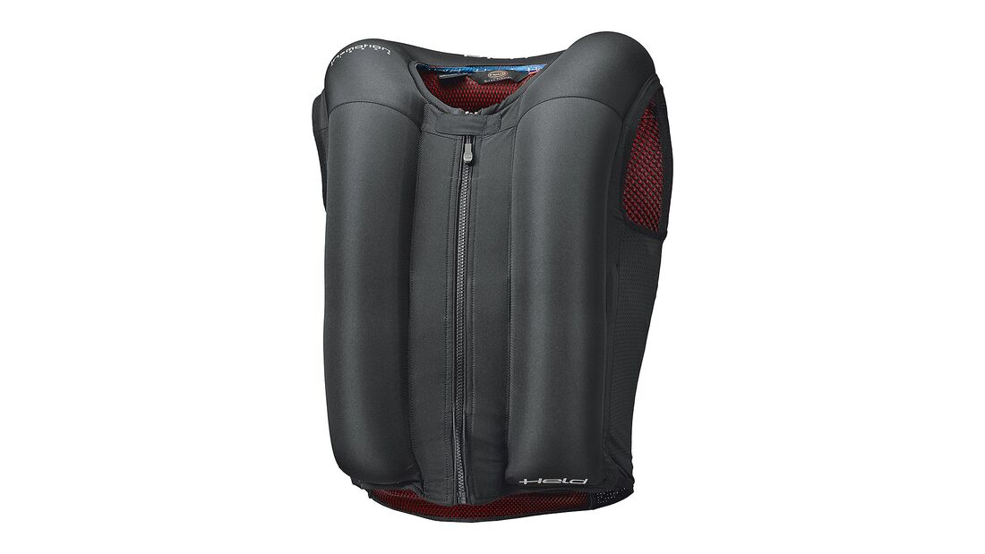 Held Airbag-Weste eVest