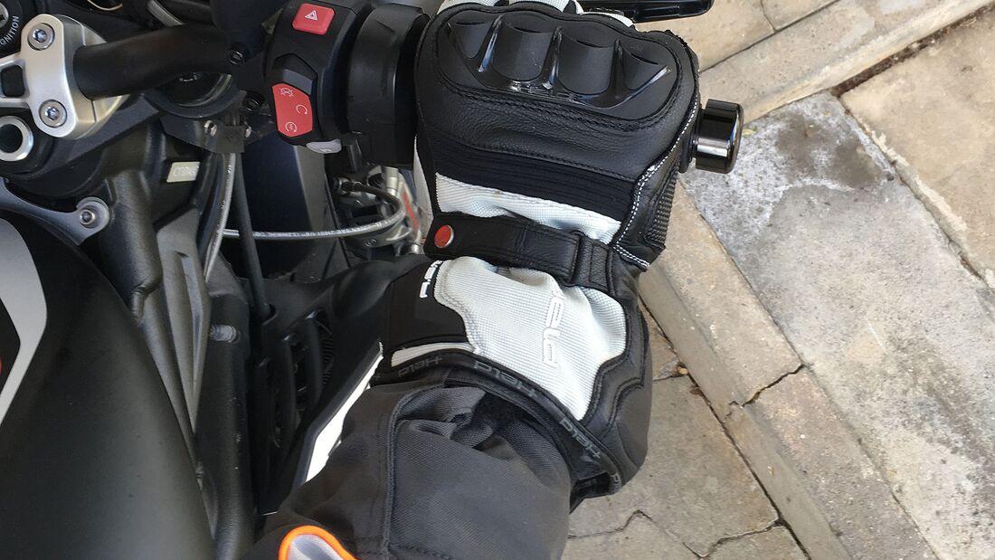 Held Sambia 2-in-1-Gore-Tex-Handschuhe