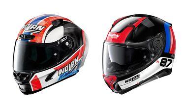Helm-Neuheiten von Nolan & X-Lite für 2020.