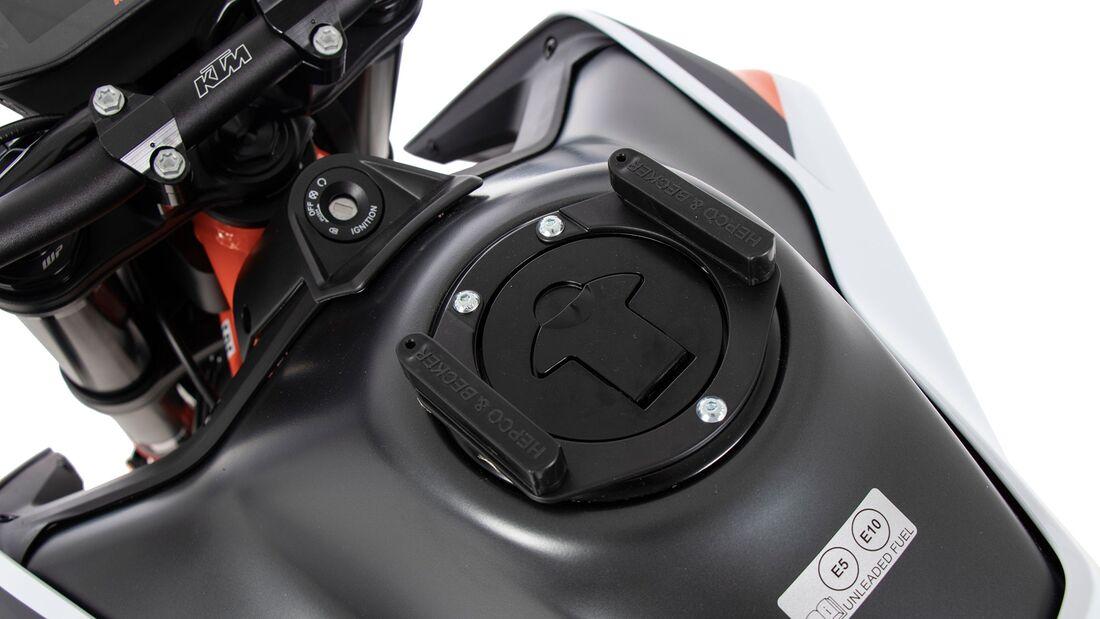 Hepco und Becker KTM 890 Duke R 2020