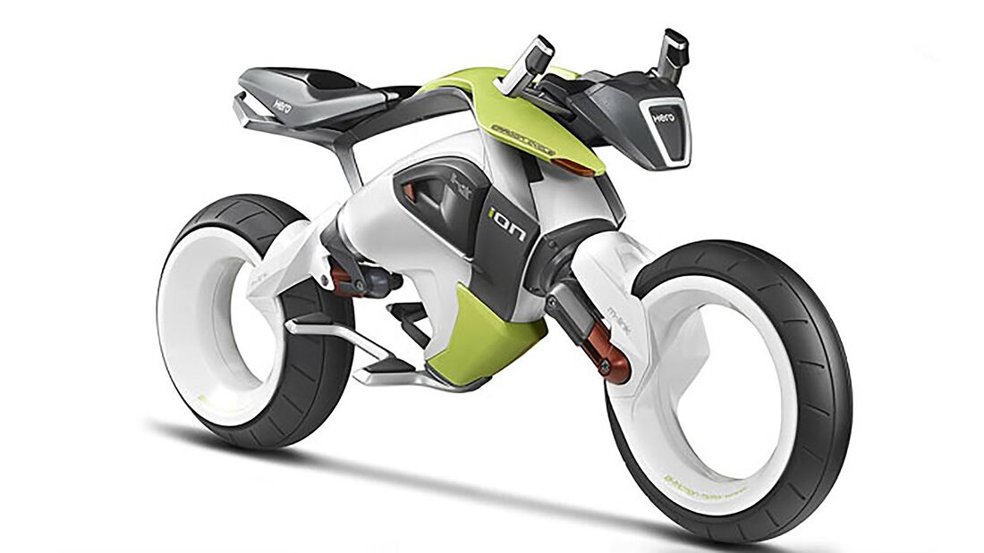 Hero Ion Concept 2014