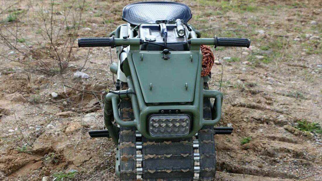 Homyak ATV