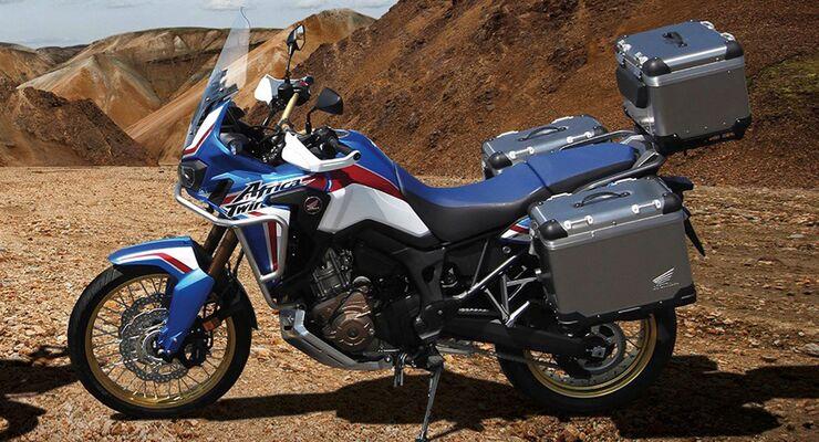 Honda Africa Twin Adventure Sports Travel Edition 2019