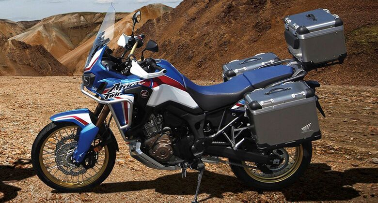 Honda Africa Twin Adventure Sports Travel Edition 2019
