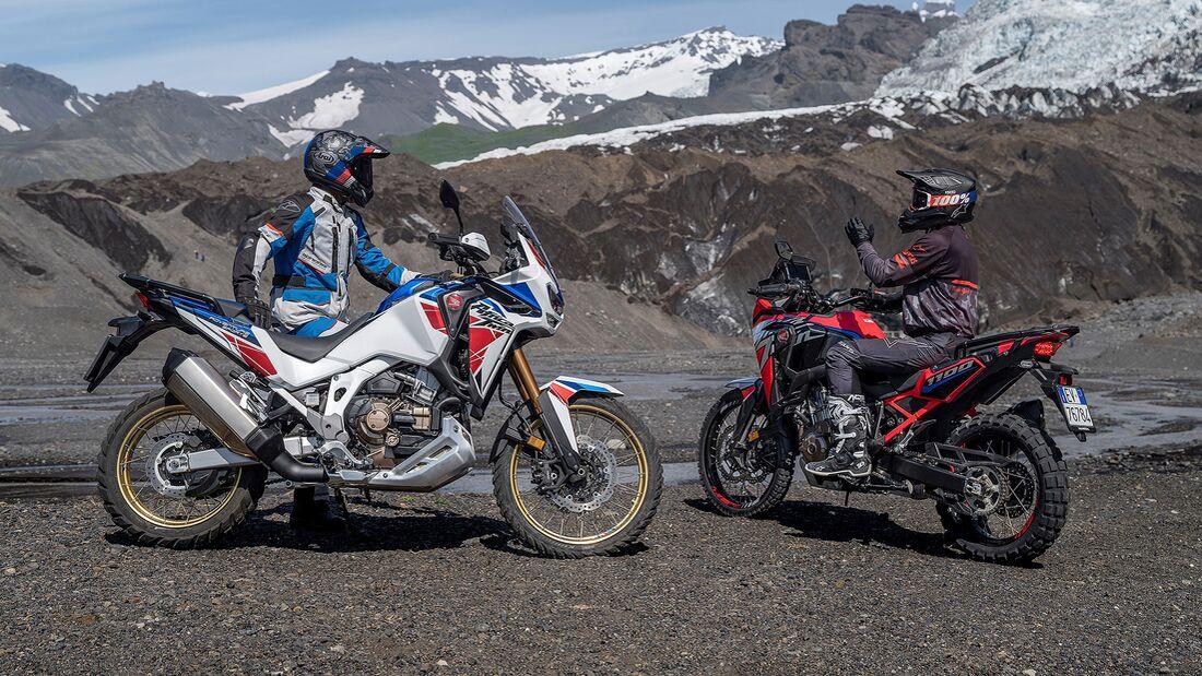 Honda Africa Twin CRF1100L Adventure Sports 2022